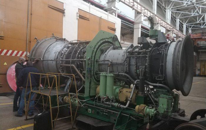 Газотурбінний двигун