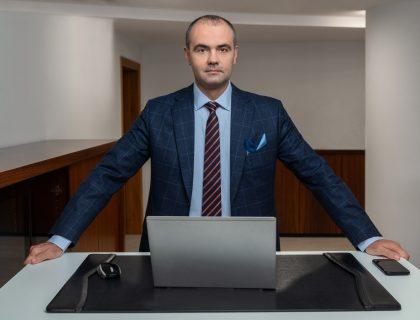 Гендиректор ОГТСУ Сергій Макогон